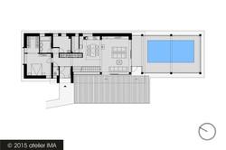 Projekt rodinného domu VIII 11