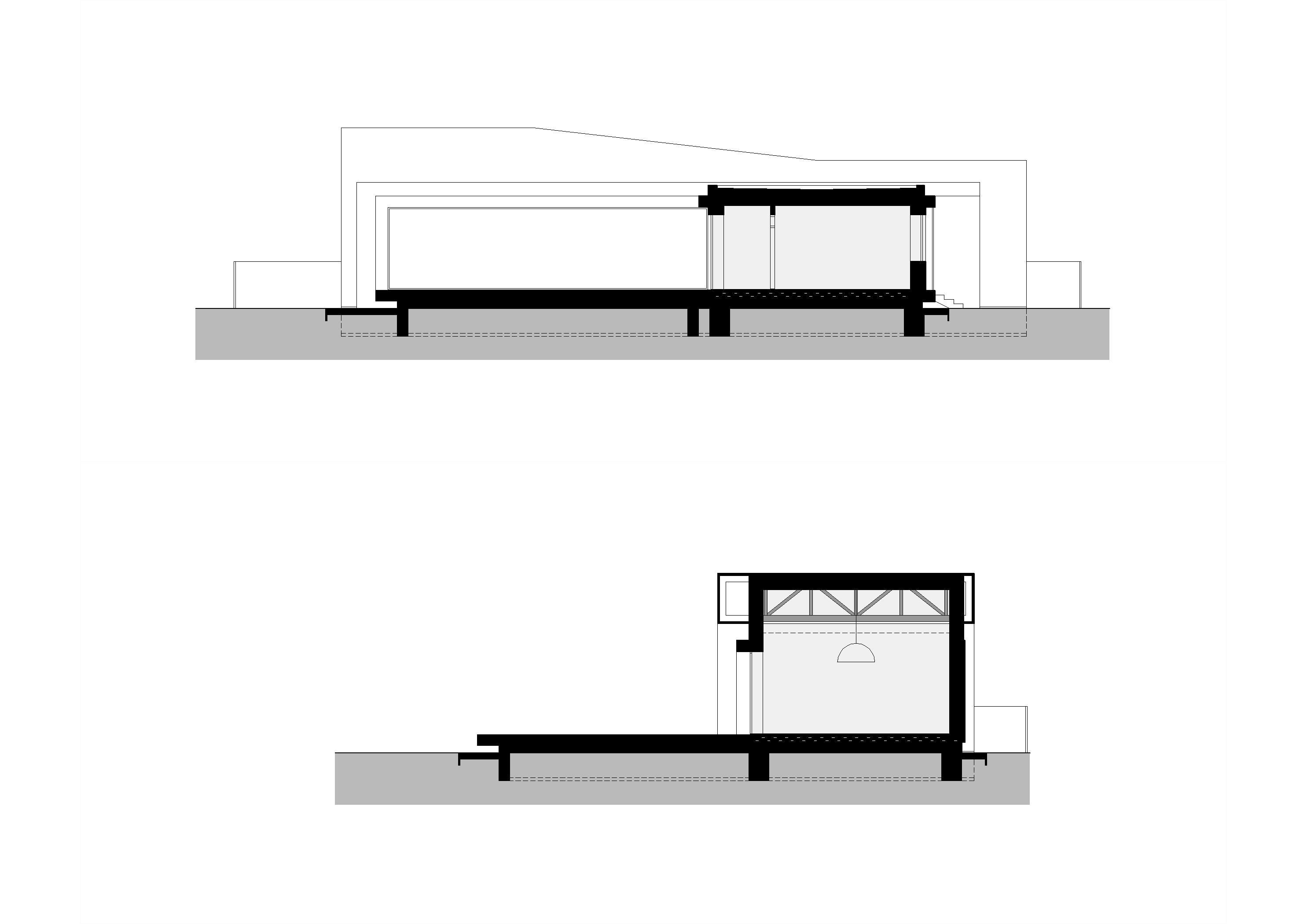 Projekt stavby rodinného domu VII 11
