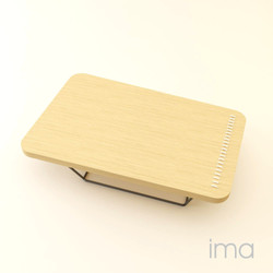Dizajn stolíka Prešívanec 01