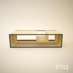Dizajn konferenčného stolíka Q 08