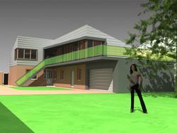Projekt stavby rodinného domu I 02