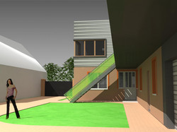 Projekt stavby rodinného domu I 03