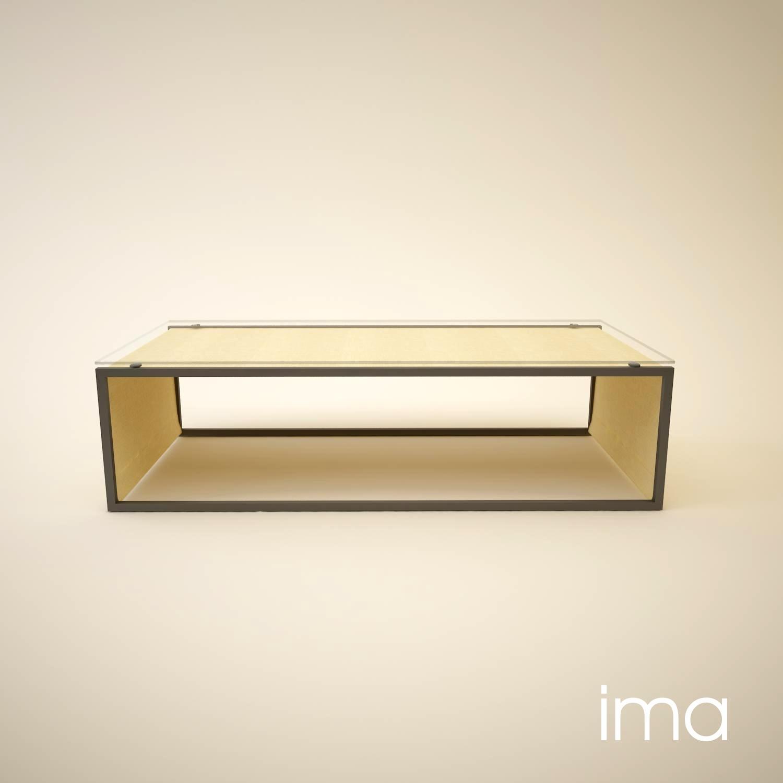 Dizajn konferenčného stolíka Q 09