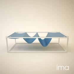 Dizajn konferenčného stolíka Q 03