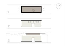Projekt stavby rodinného domu V 19