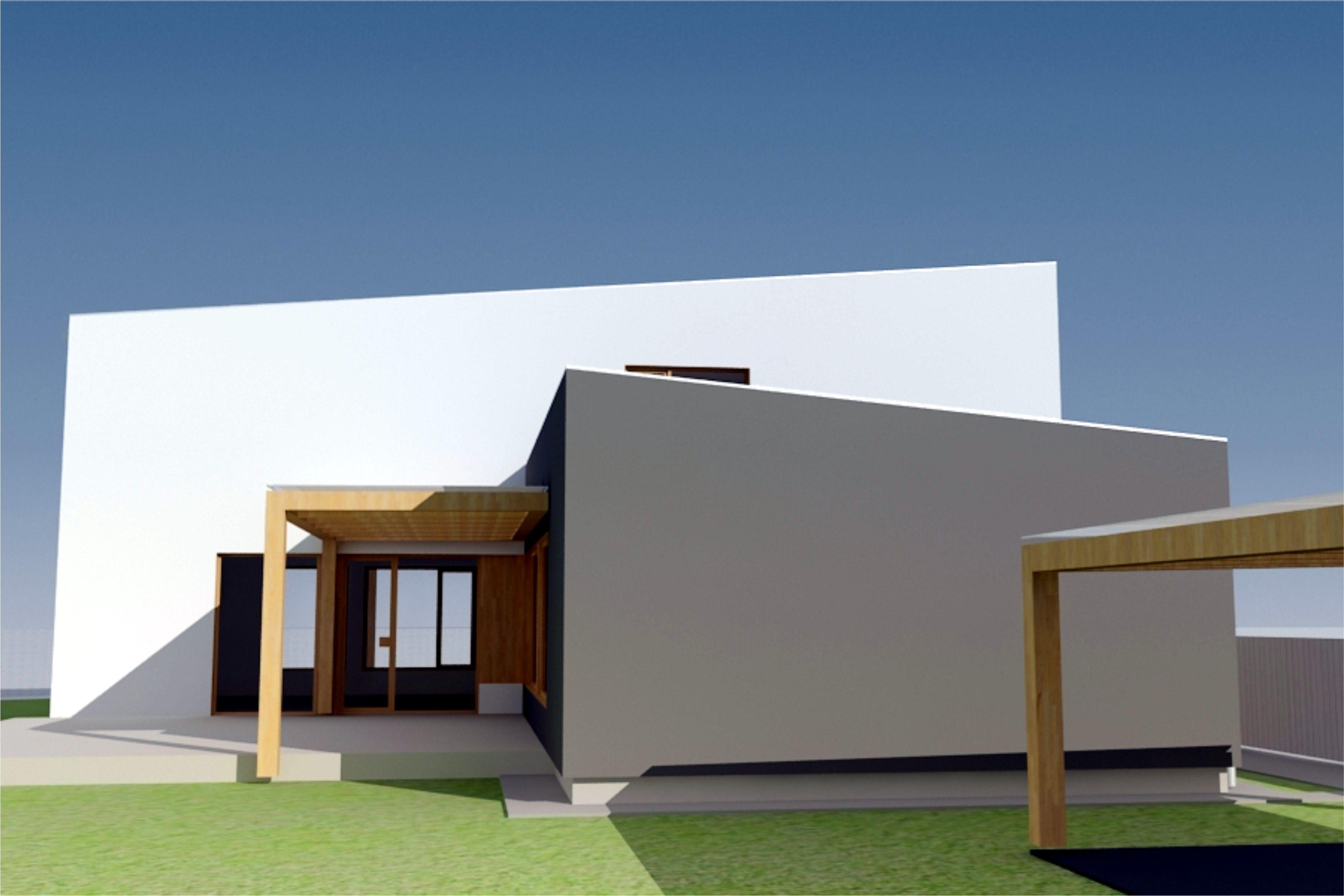 Projekt stavby rodinného domu IV 05