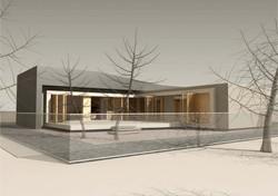 Projekt stavby rodinného domu VII 01