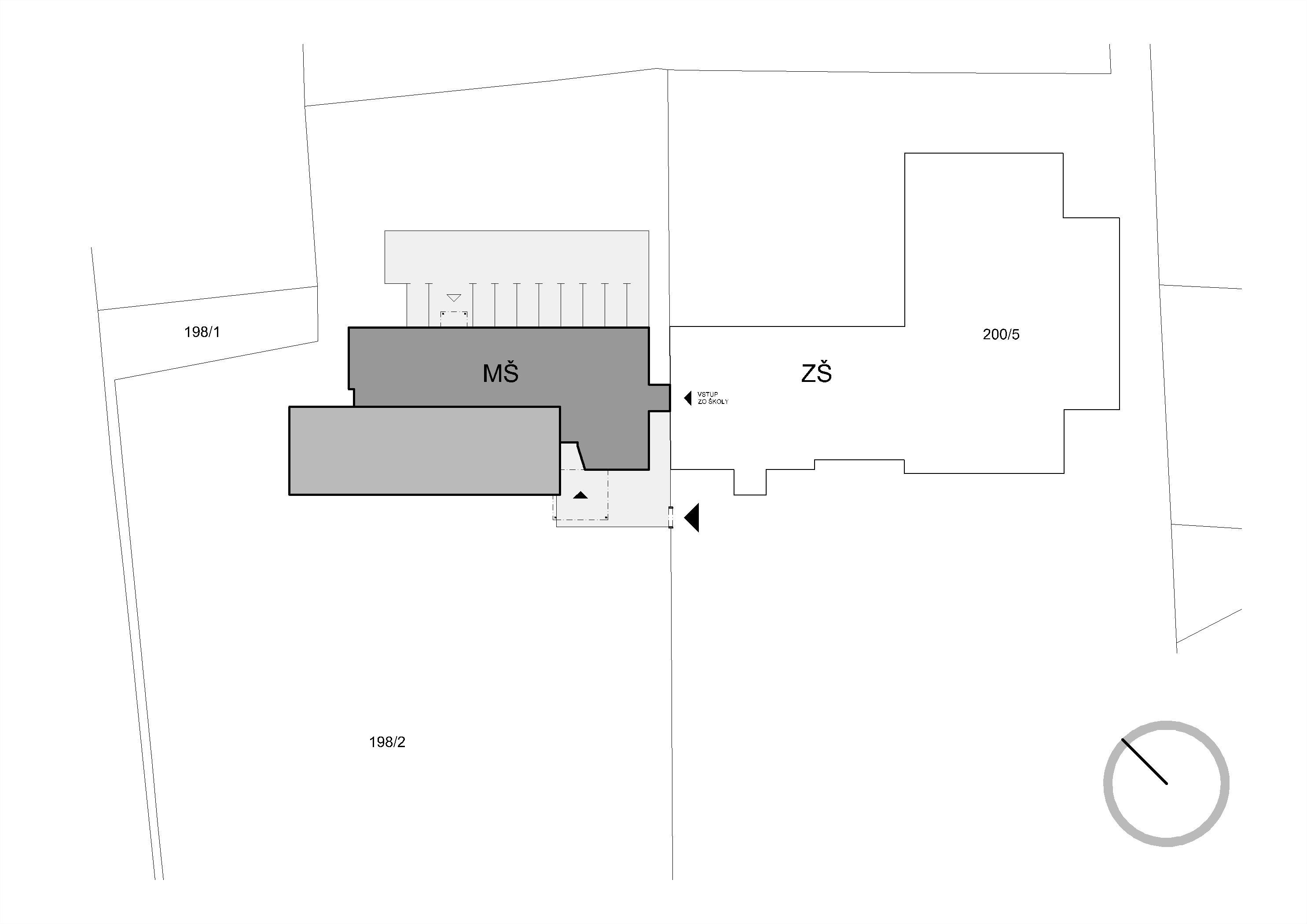 Štúdia stavby škôlky Dolný Ohaj 10