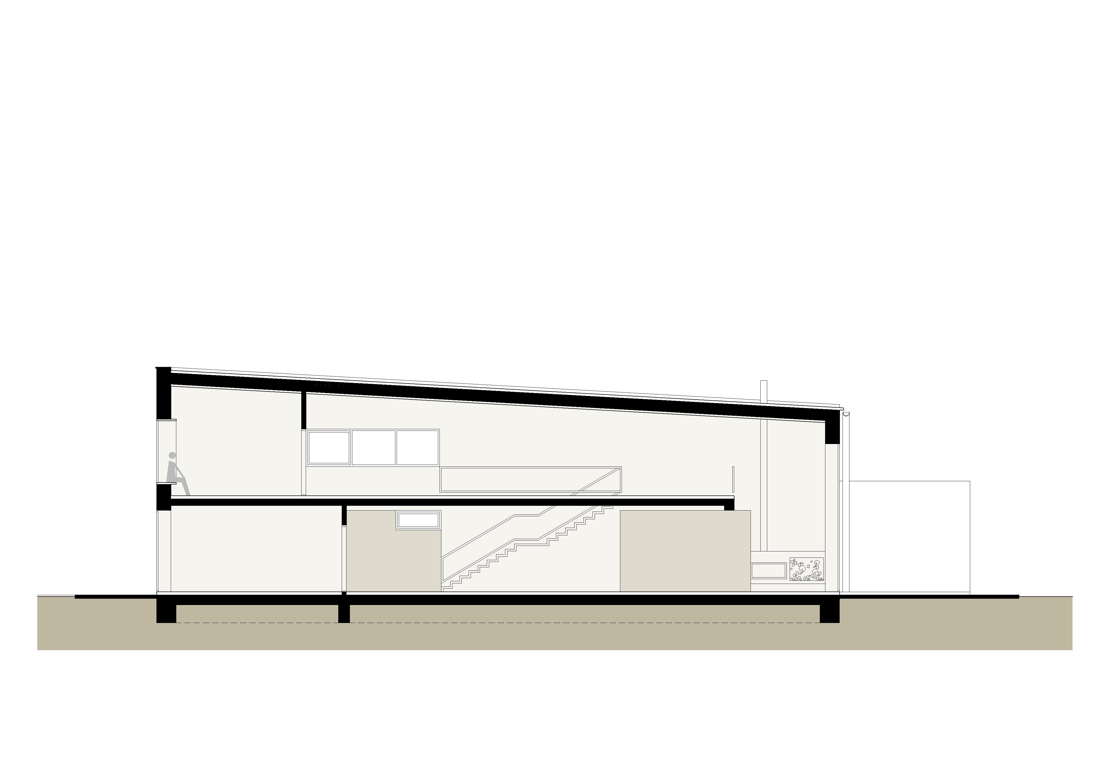 Projekt stavby rodinného domu V 18