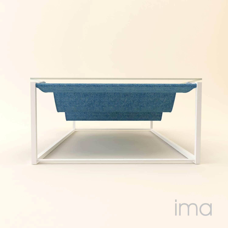 Dizajn konferenčného stolíka Q 02