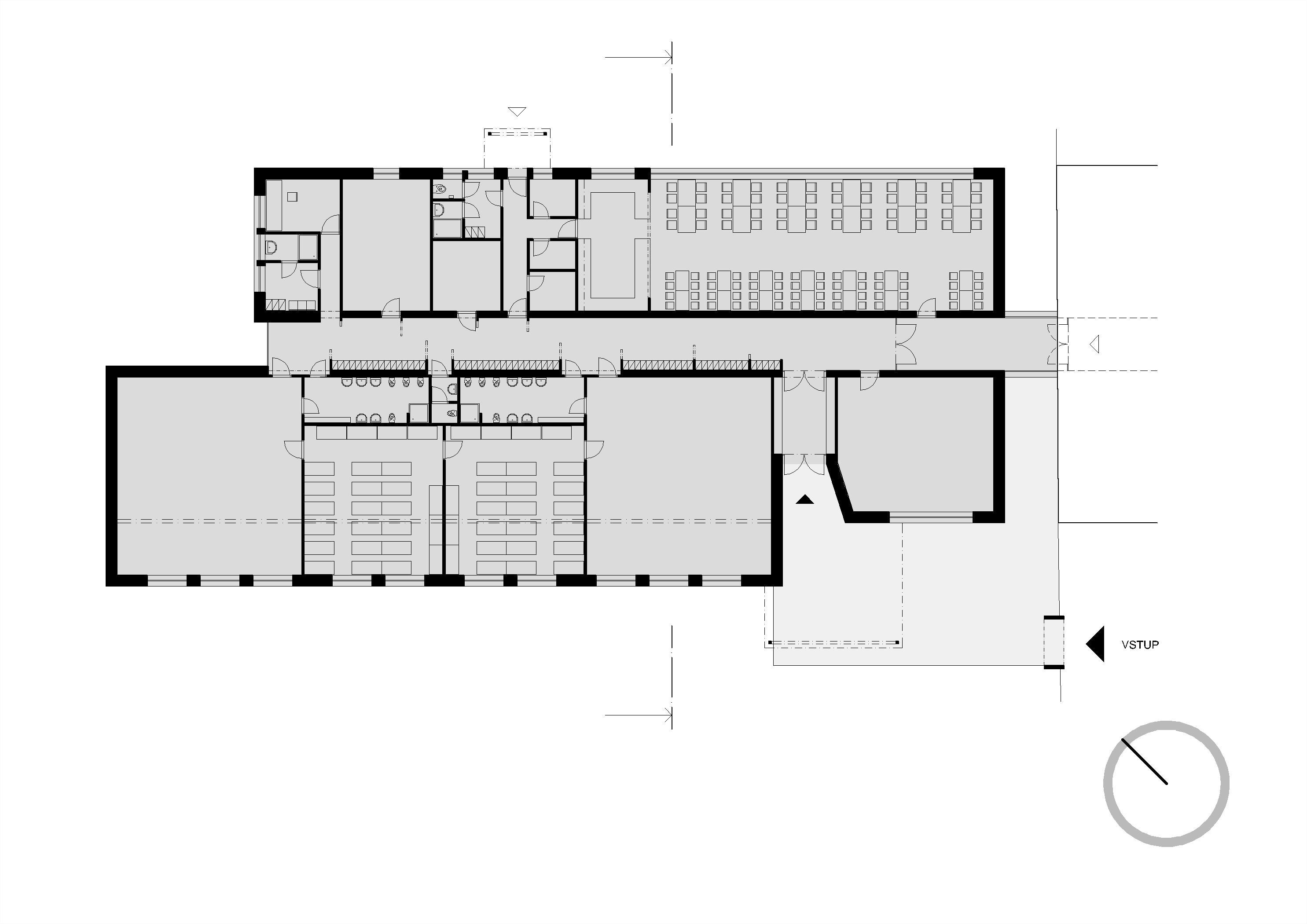 Štúdia stavby škôlky Dolný Ohaj 11