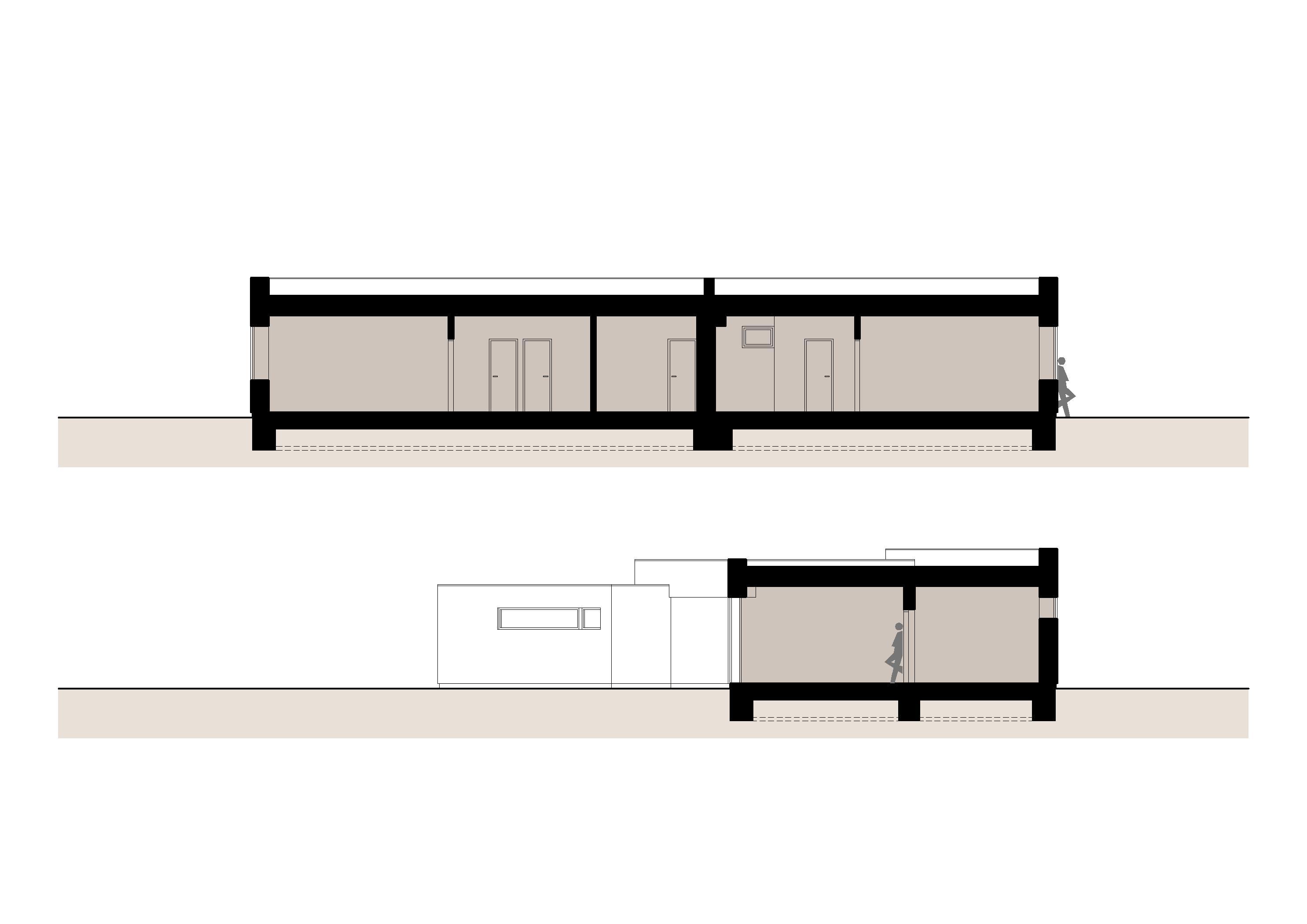 Štúdia stavby rodinného domu VI 11
