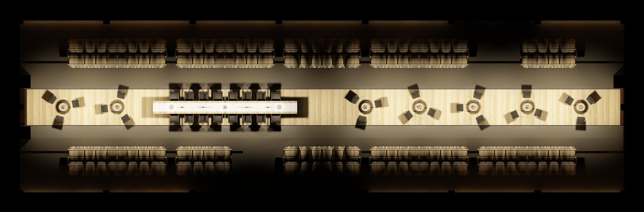 Interiér vínnej pivnice Pezinok 06