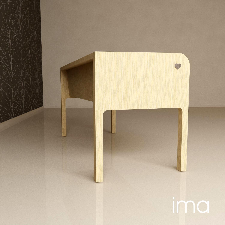 Návrh dizajnu lavice Láskavec 05