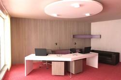 Návrh interiéru kancelárie 06