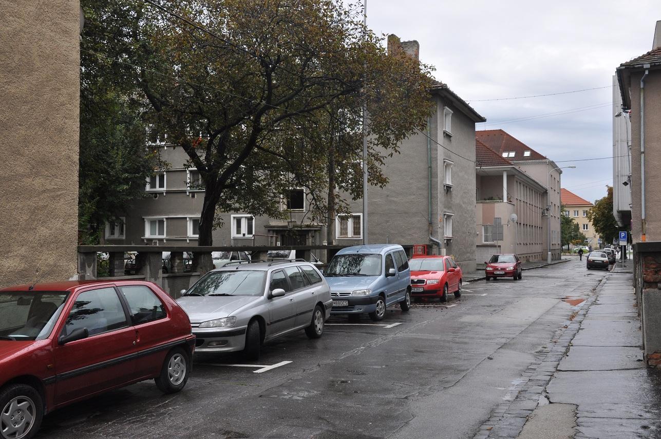 Štúdia mestské zásahy Nové Zámky 06