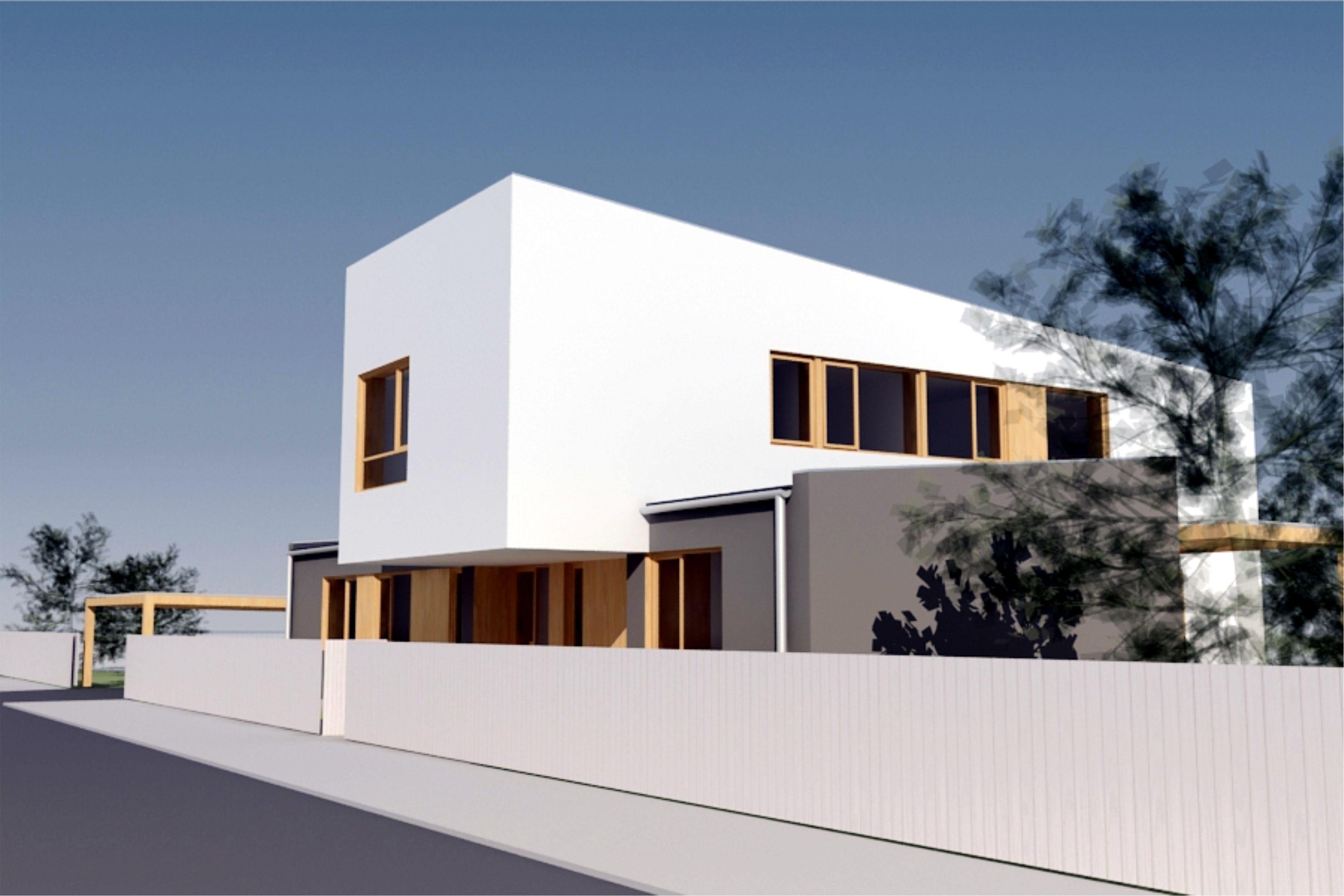 Projekt stavby rodinného domu IV 02