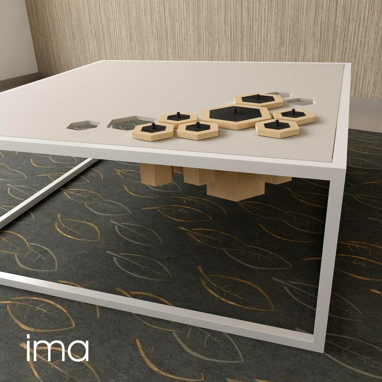 Dizajn stolíka BeeTable 03
