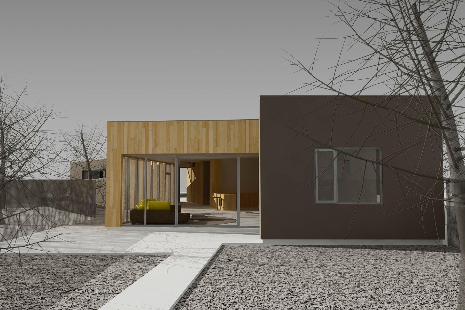 Štúdia stavby rodinného domu VI 02