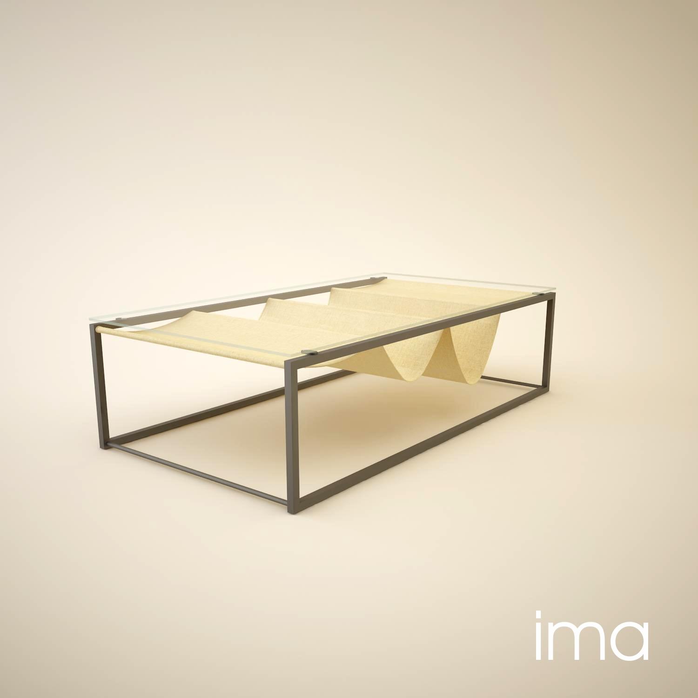 Dizajn konferenčného stolíka Q 05