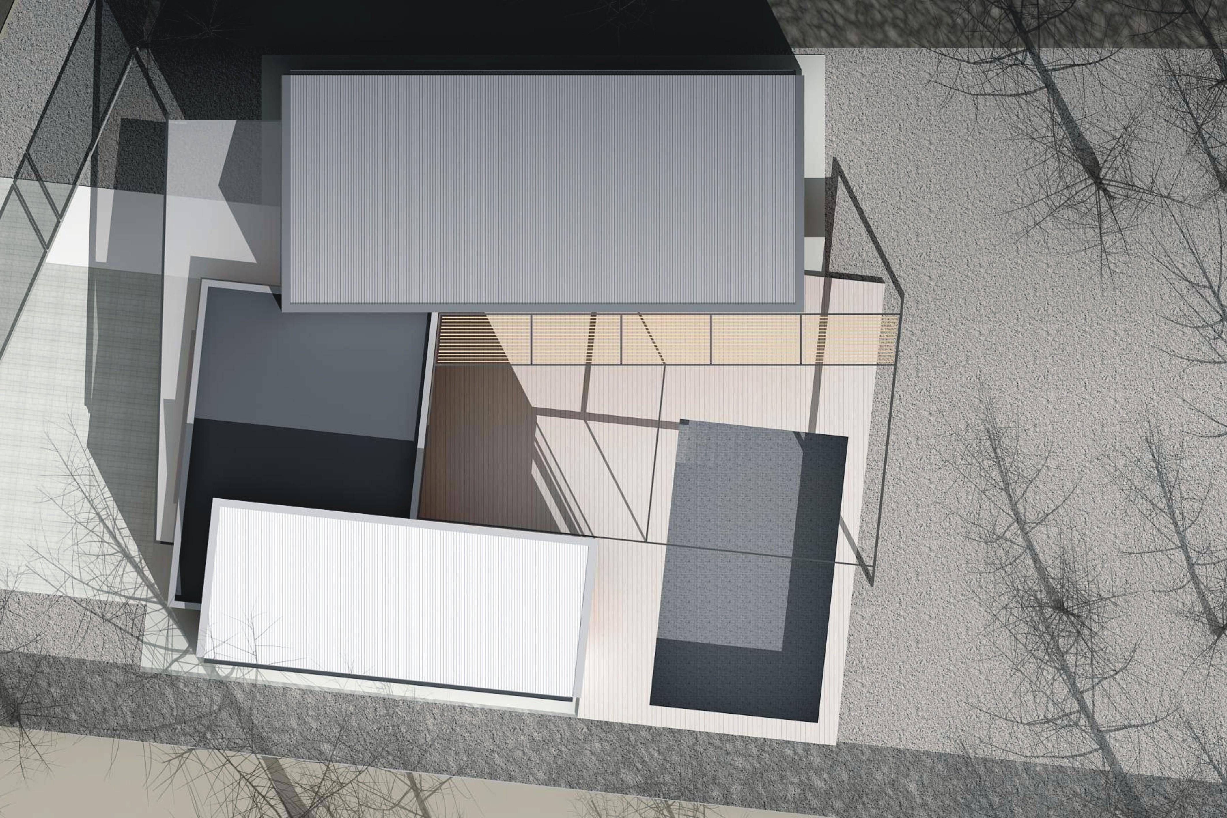 Projekt stavby rodinného domu IX 09