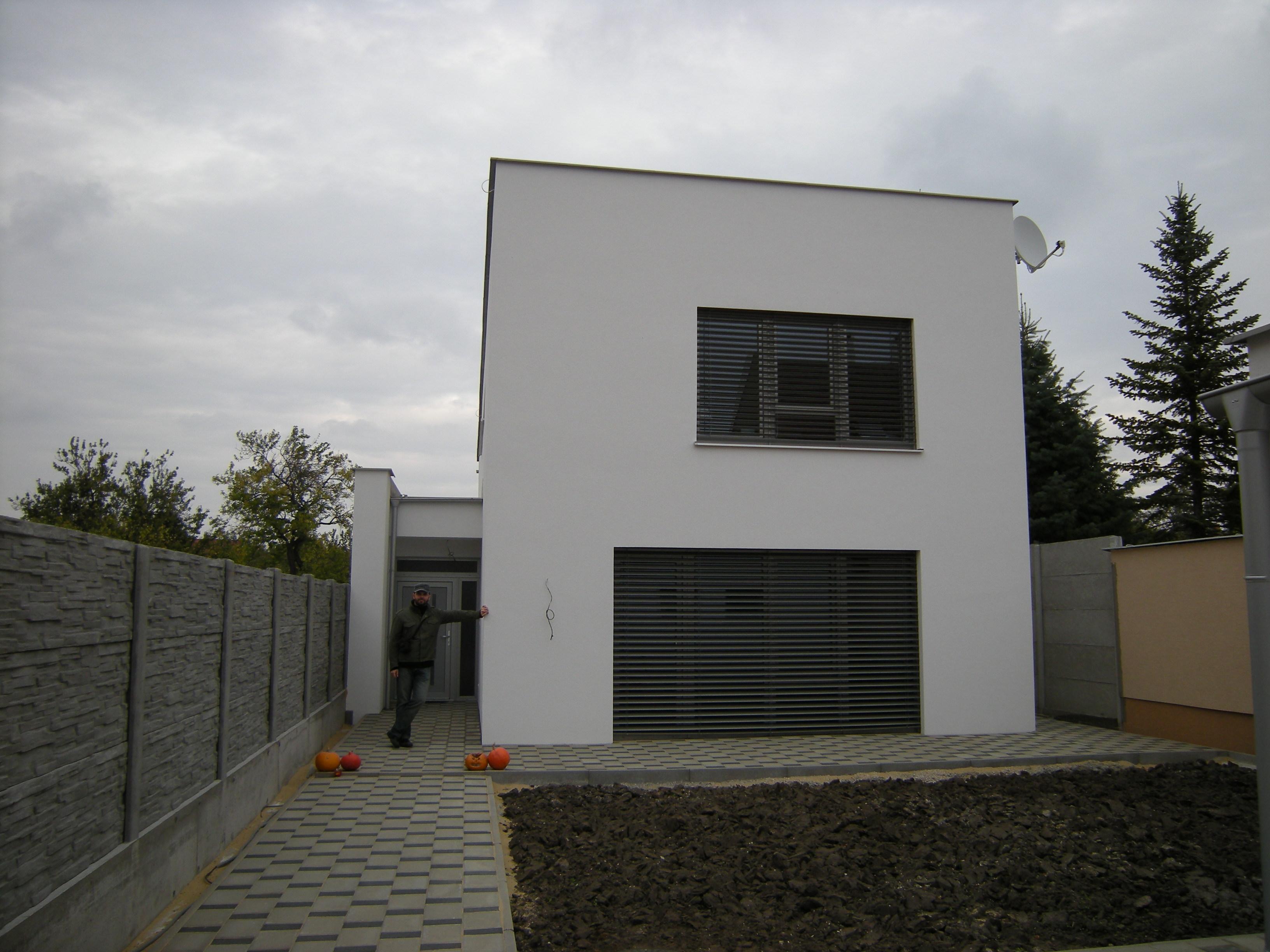 Projekt stavby rodinného domu V 03