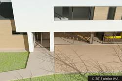 Projekt rodinného domu VIII 09