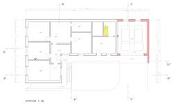 Projekt stavby rodinného domu I 06