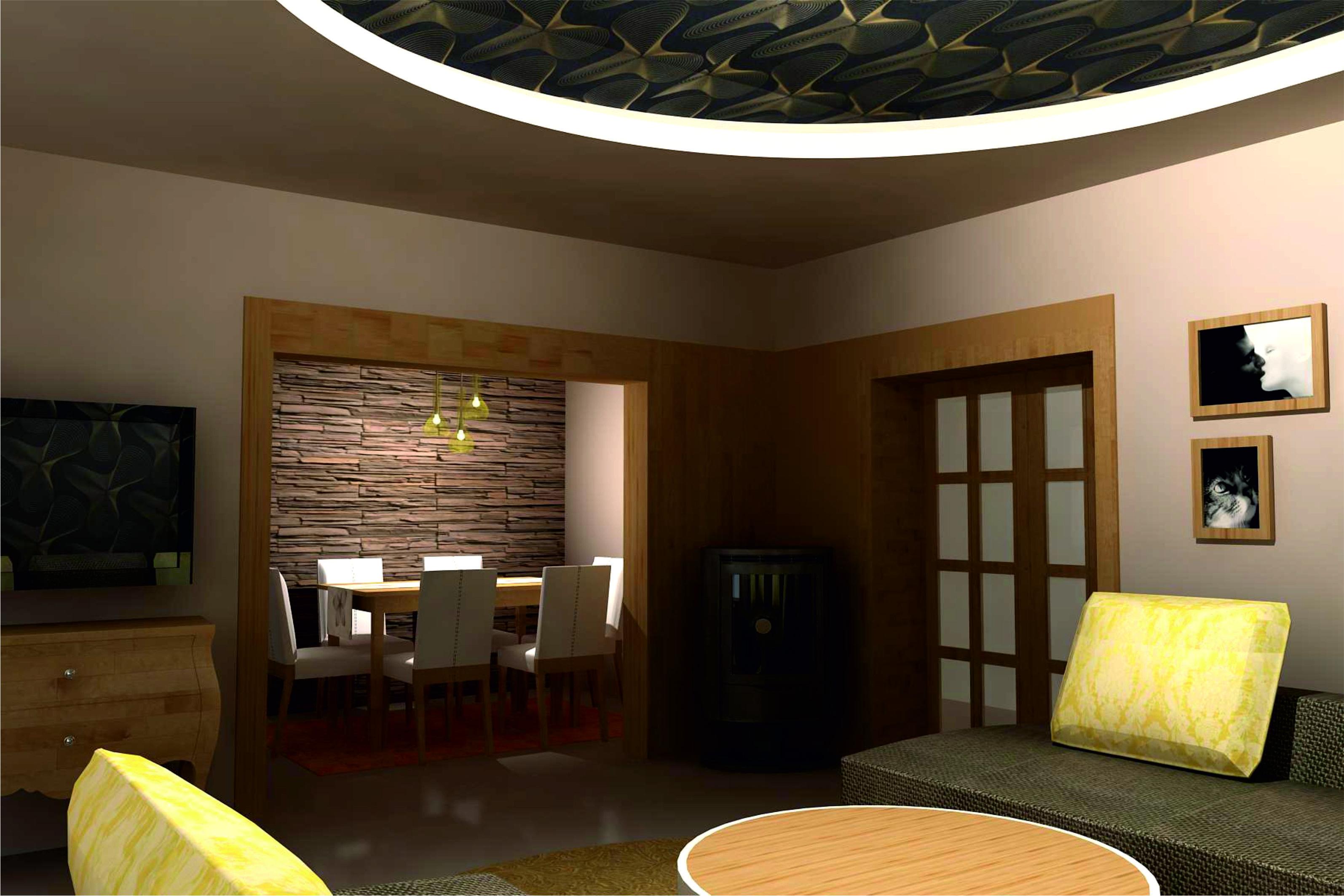 Projekt interiéru RD II 03