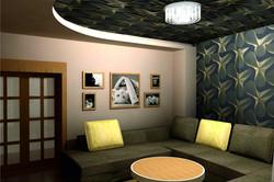 Projekt interiéru RD II 07