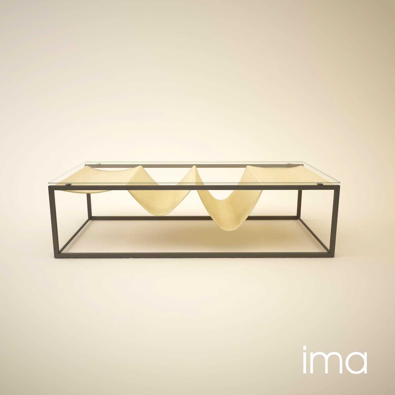 Dizajn konferenčného stolíka Q 06