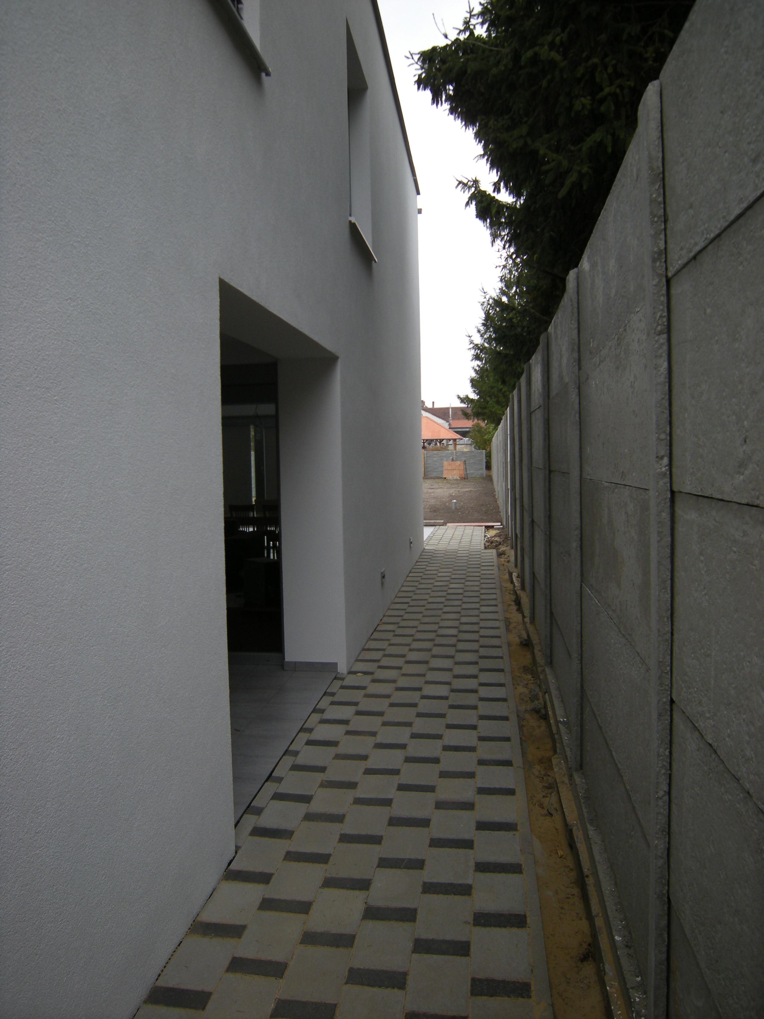 Projekt stavby rodinného domu V 06