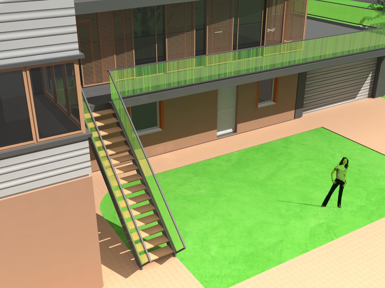 Projekt stavby rodinného domu I 04