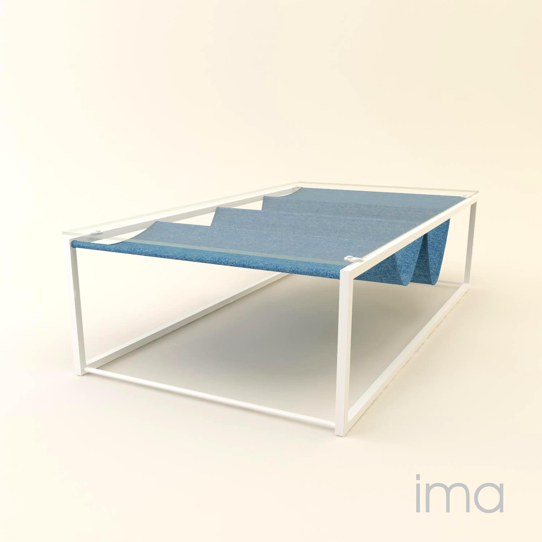 Dizajn konferenčného stolíka Q 01