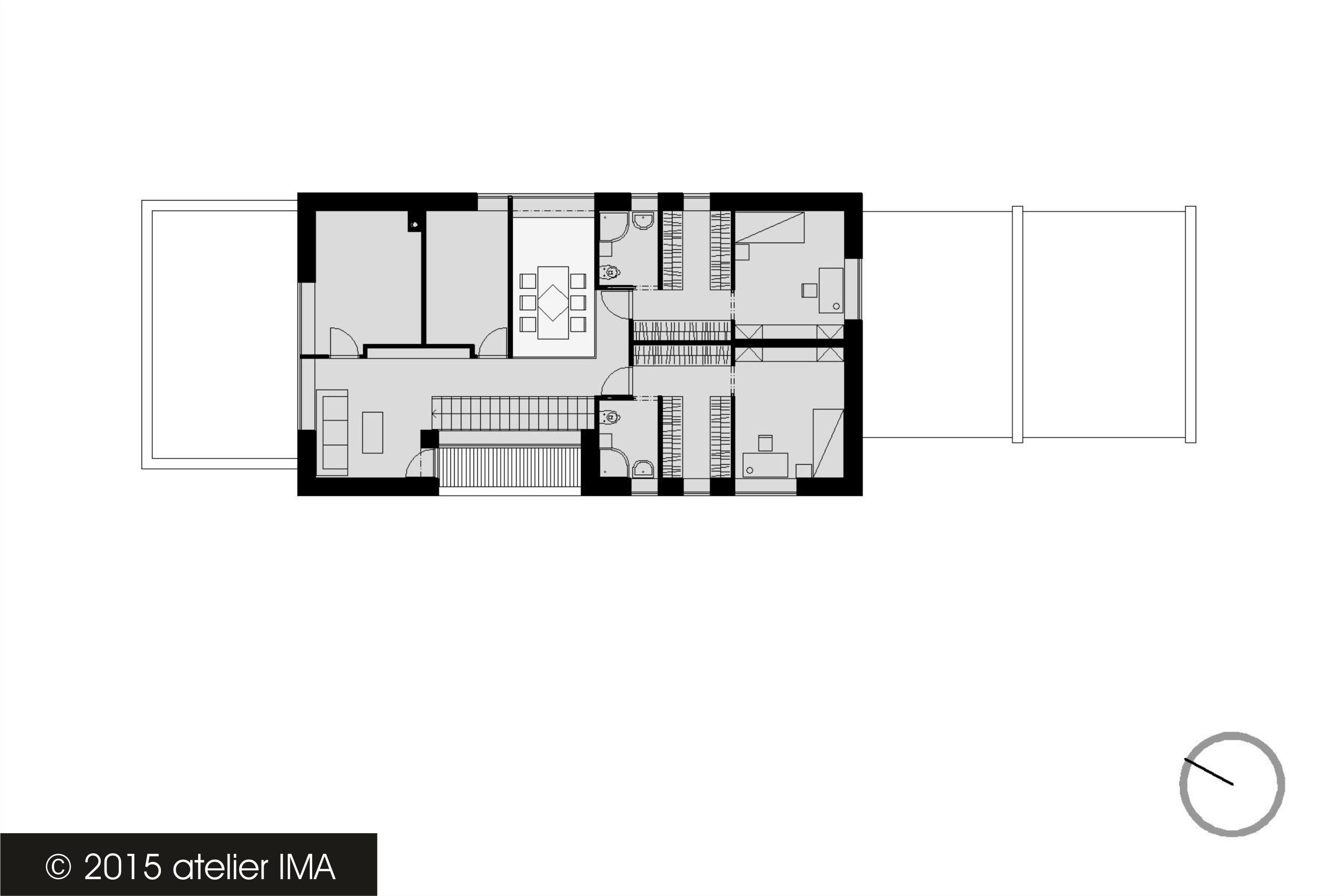 Projekt rodinného domu VIII 12