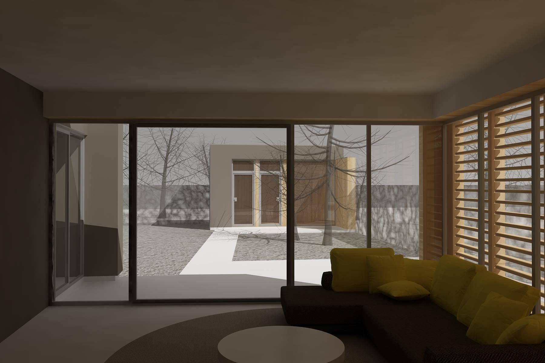 Štúdia stavby rodinného domu VI 05
