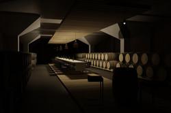 Interiér vínnej pivnice Pezinok 07