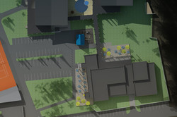 Štúdia nadstavby hotela Kaskády 15