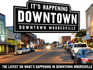 November Happenings in Downtown Mooresville