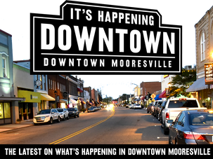 November Happenings in Downtown Mooresville