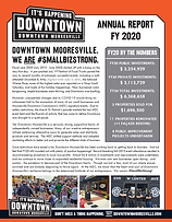 Annual Report Downtown Mooresville