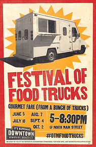 Festival of Food Trucks Downtown Mooresville