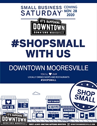 Shop Small in Downtown Mooresville