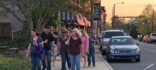 Uncorked & Artsy in Downtown Mooresville