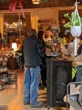 Mistletoe Sip & Shop