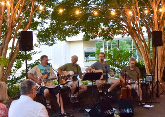 Live Music in Downtown Mooresville