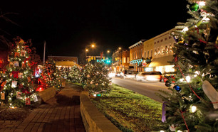 Holidays in Downtown