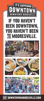 Downtown Mooresville Brochure