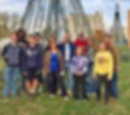 Downtown Mooresville Volunteers