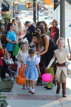 Trick or Treat in Downtown Mooresville.j